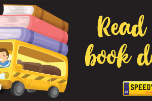 Read a Book Day Number Plates - Speedy Reg