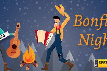 Bonfire Night Number Plates - Speedyreg