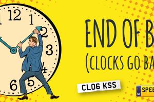 Clock Go Back Number Plates - Speedy Reg