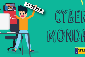Cyber Monday Number Plates - Speedy Reg