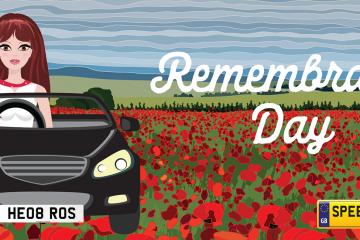 Remembrance Day Number Plates - Speedyreg