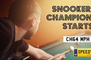 Snooker Number Plates - Speedy Reg