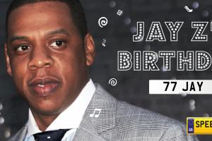 Jay Z's Birthday Number Plates - Speedyreg