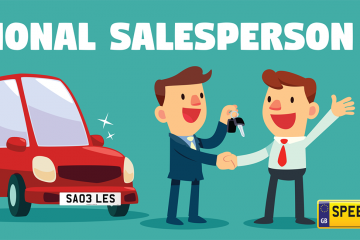 Speedyreg- National Salesperson Day