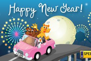 New Year Number Plates - Speedyreg
