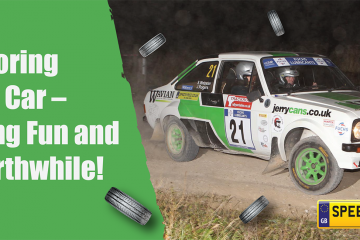 Rally Car Sponsorship - Speedyreg
