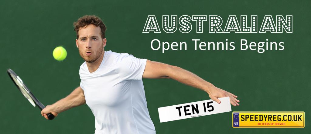 Australian Tennis - Speedy Reg