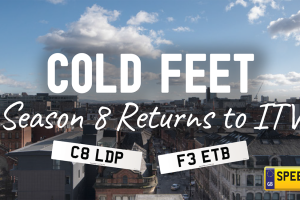 Cold Feet Number Plates - Speedyreg