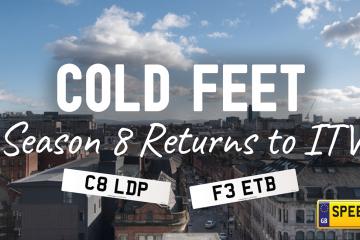 Cold Feet Number Plates - Speedyreg