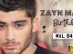 Zayn Malik's Number Plates - Speedy Reg