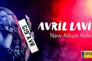 Avril Lavigne Number Plates - Speedy Reg