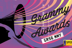 Grammy Awards Number Plates - Speedy Reg