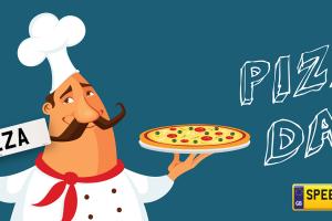 Pizza Number Plates -- Speedyreg