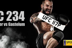 UFC Number Plates-- Speedy Reg