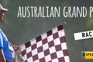 Australian Grand Prix - Number Plates