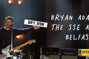 Bryan Adams - Speedy Reg