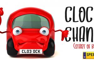 Clock Change Number Plates - Speedy Reg