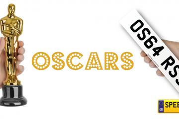 Speedy Reg - Oscar Number Plates