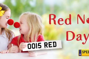 Red Nose Day - Speedy Reg