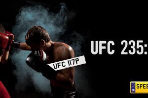 UFC Number Plates- Speedy Reg