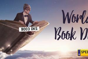 World Book Day Number Plates - Speedy Reg
