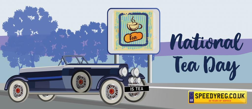 National Tea Day - Speedy Reg