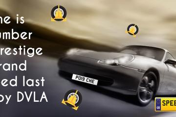 Prestige Cars - Speedy Reg