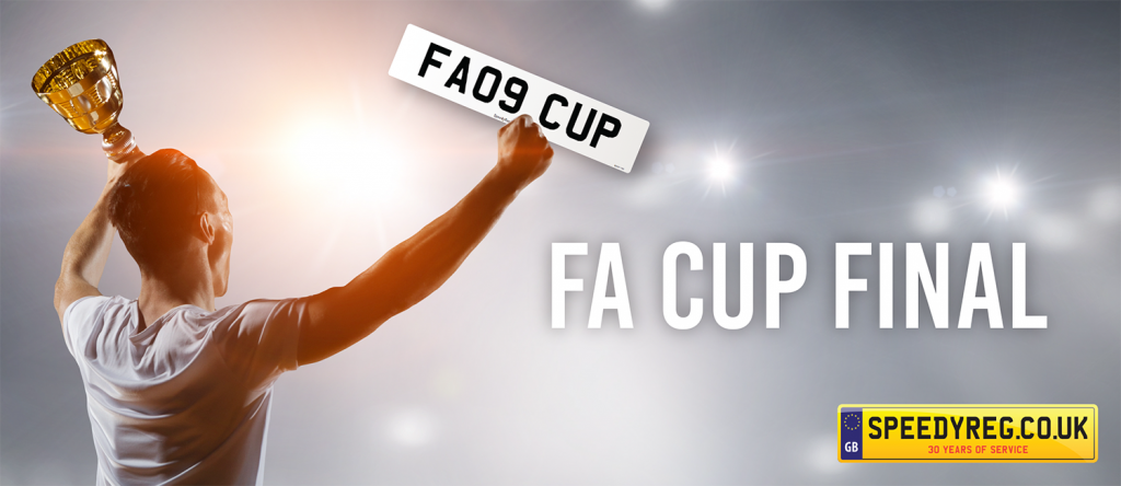 FA Cup Final - SpeedyReg