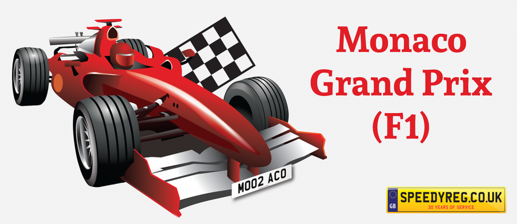 Monaco Grand Prix (FI) - SpeedyReg