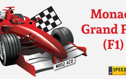 Monaco Grand Prix (FI) - SpeedyReg