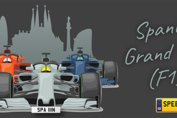 Spanish Grand Prix (F1)- SpeedyReg