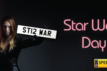 Star Wars Day - Speedy Reg