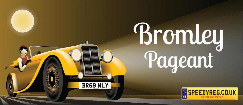 Speedyreg - Bromley Pageant