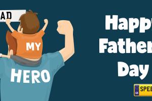 Speedy Reg - Fathers Day