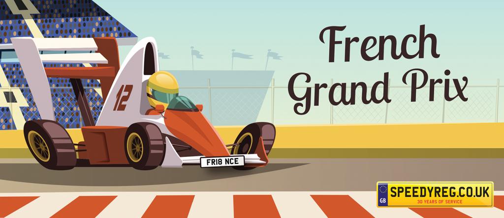 French Grand Prix - Speedy Reg