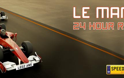 SpeedyReg - Le Mans
