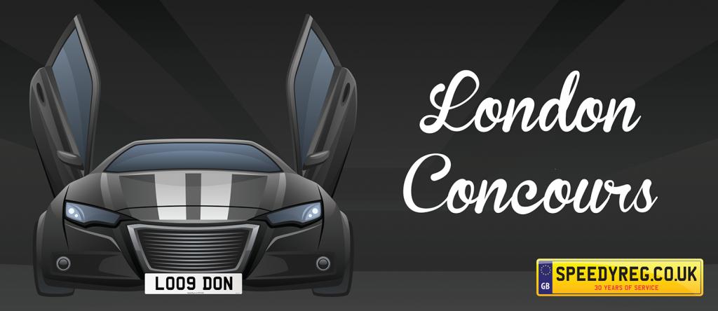 Speedy Reg - London Concours