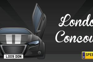 London Concours- Speedyreg