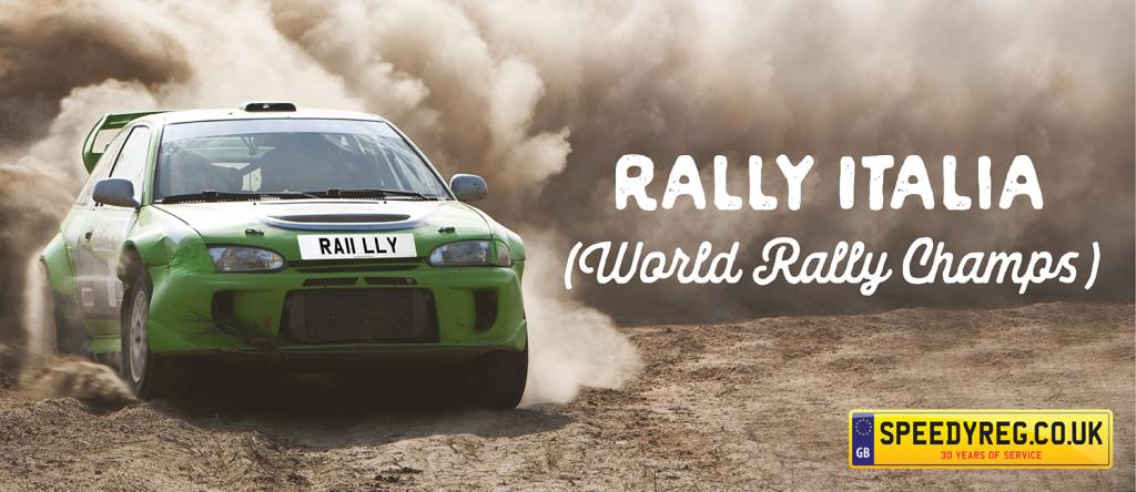 Speedyreg - Rally Italia