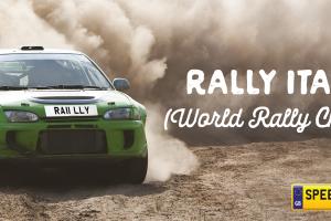Speedy Reg - Rally Italia
