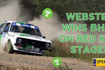 Webster Wins --Speedy Reg
