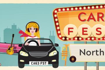 Car Fest North - Speedy Reg