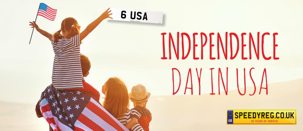 Independence Day USA - Speedy Reg