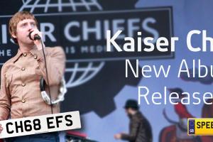 Kaiser Chiefs - Speedy Reg