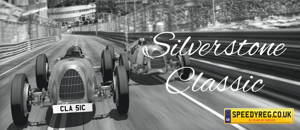 Silverstone Classic Festival - Speedyreg