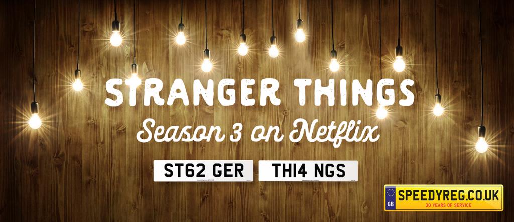 Stranger Things - Speedy Reg