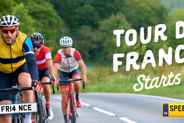 2019 Tour de France - Speedy Reg