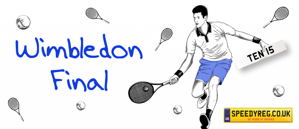 Wimbledon Final - Speedyreg