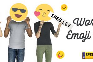 World Emoji Day - Speedy Reg