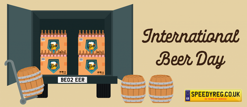 International Beer Day - Speedyreg
